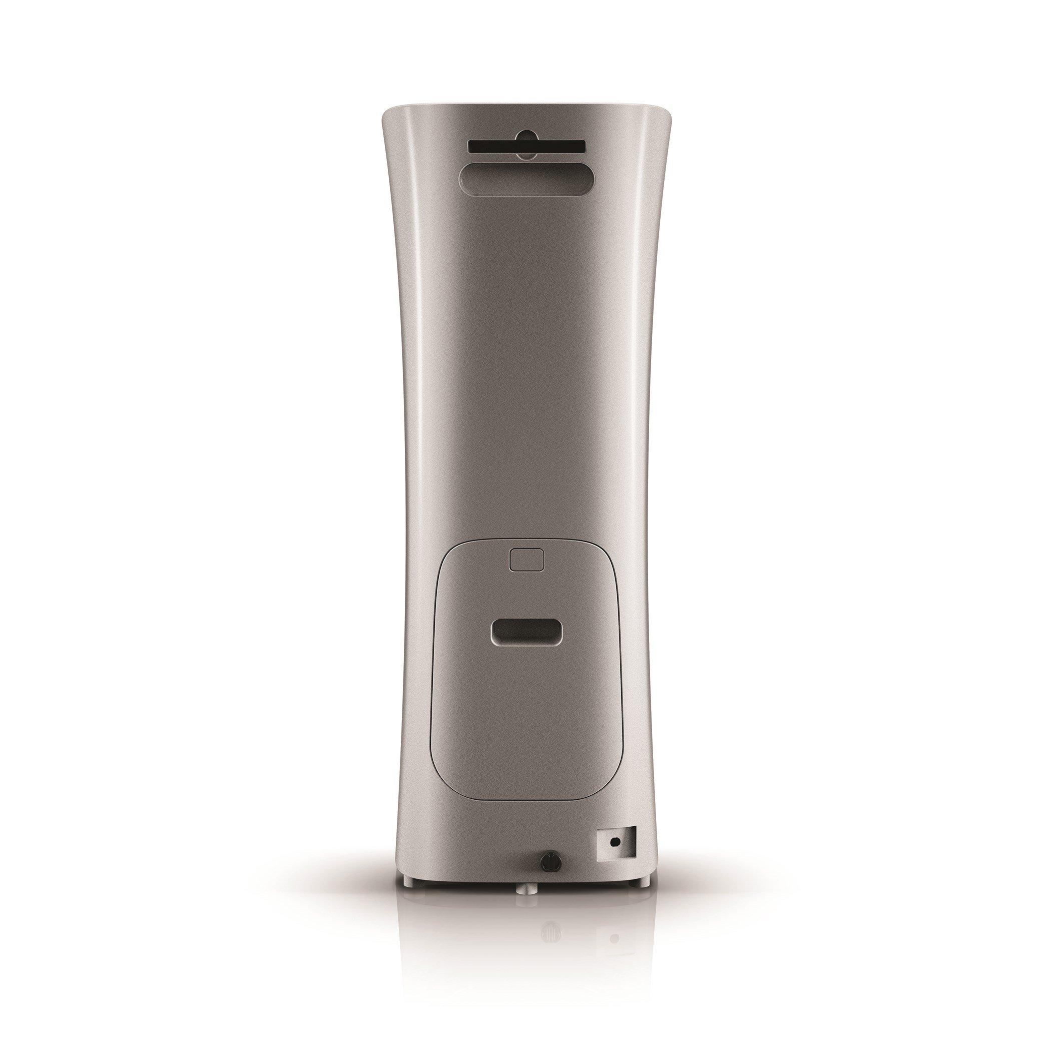 Best Air Purifier and Humidifier Combo - #4 Oreck WK15500B Air Refresh Humidifier and Air Purifier - Back View