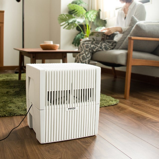 Best Air Purifier and Humidifier Combo - #3 Venta Airwasher 2 in 1 LW25 (White) - Room Decor
