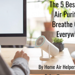 The 5 Best Small Air Purifiers - Breathe Clean, Everywhere! Article Banner