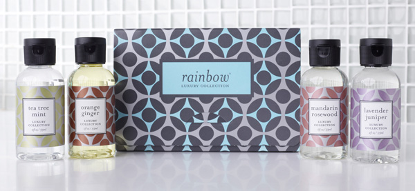 Rainbow Assorted Luxury Fragrances for the Rainbow RainMate Air Purifier